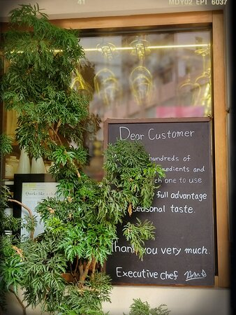 Trattoria Queen Hollywood - Note from the Executive Chef