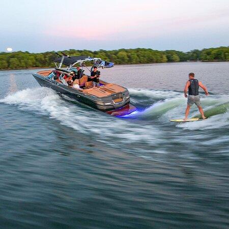 Ride LKN Wake & Surf (Watersports Charters)
