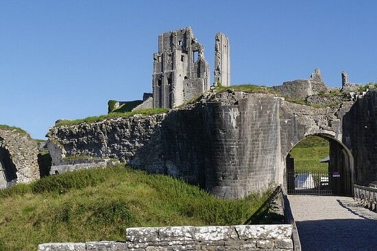 Private Self-Guided Sightseeing Dorset Day Tour London with Stopovers