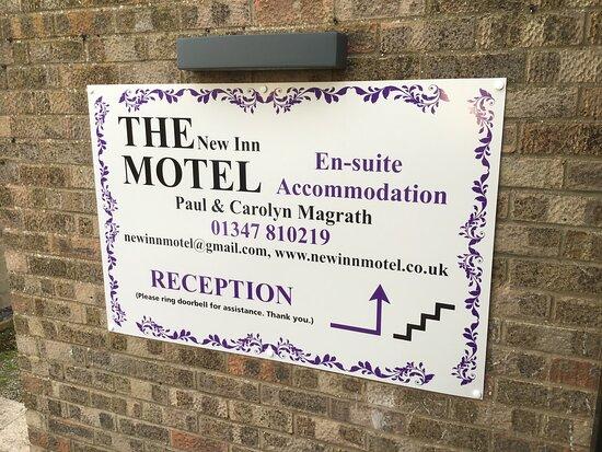 New Inn Motel