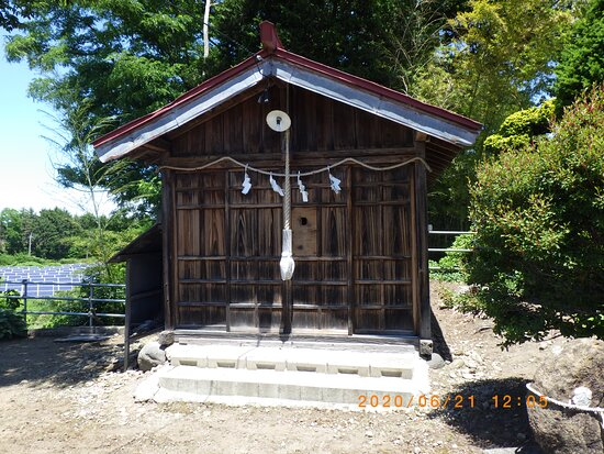 Batokannondo Ukemochi Shrine