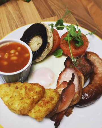 Our Devon breakfast
