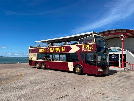 Darwin, Australië: Stop 10- RFDS Museum, Stokes Hill Wharf