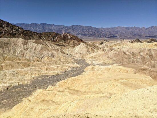 Death Valley National Park, CA: Overlook