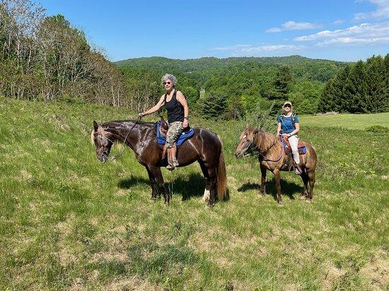 Appalachian Horse Adventures - Hot Springs - Bath County, VA