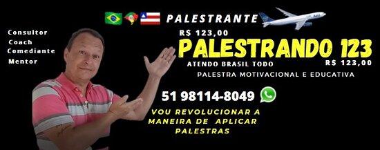 Palestra Motivacional - Quebrando Paradigmas - Salvador BA PALESTRANDO123 R$ 123,00  #palestrando123  palestrando123    ZAP (51) 98114-8049    E-mail.:  palestrando123@gmail.com  Linkedin.:  https://www.linkedin.com/in/palestrando123  Telegram.:  https://t.me/palestrando123  Facebook.:  https://www.facebook.com/palestrando.motivacional