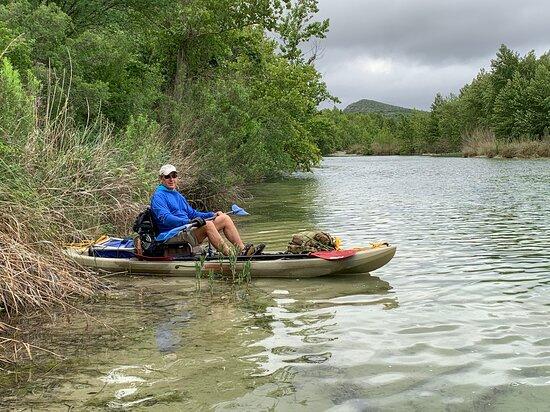 Texas Devil's River 2021