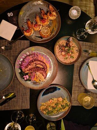 Melhor restaurante de frutos do mar de gramado!