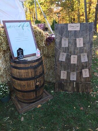 Country weddings at Heather Hill Inn & Farm