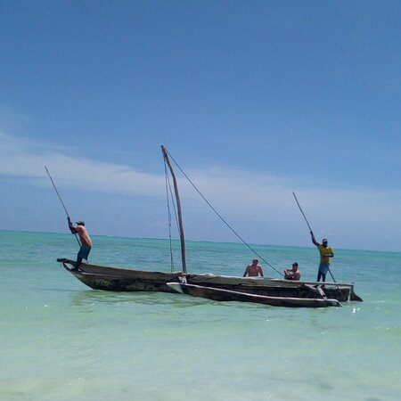 Jambiani, Tanzânia: Zaka Tours