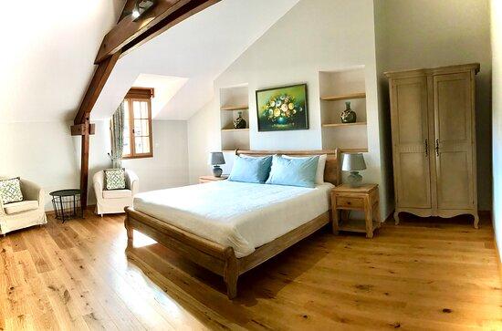 La Chapelle-Aubareil, France: Bedroom