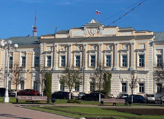 The building of the Tver City Duma