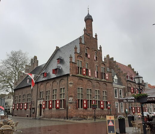 Stadhuis Doesburg (15e Eeuw)