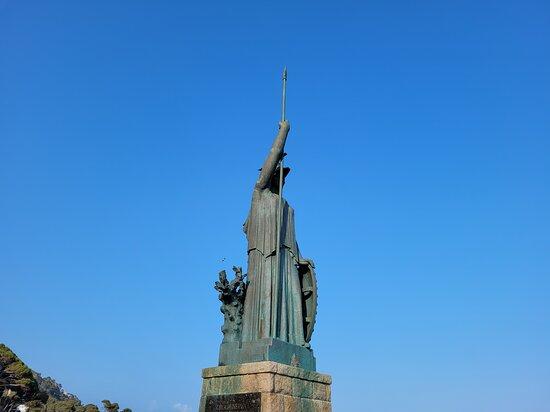 Estatua De Minerva
