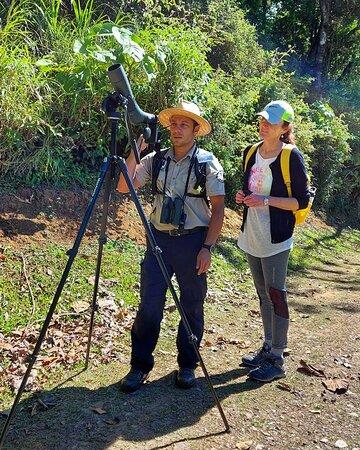 Natural history tour