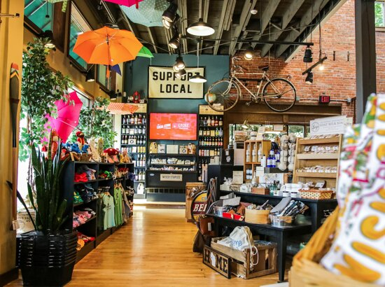 Eau Claire, WI: Support local