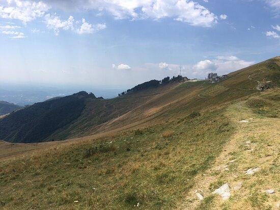 Panorama mozzafiato a due passi da Lugano!