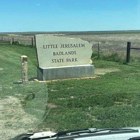 Little Jerusalem Badlands State Park
