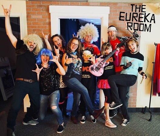 The Eureka Room