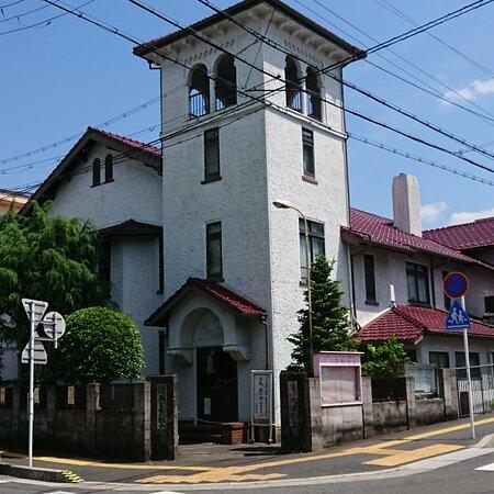 Otsu Church United Church of Christ in Japan