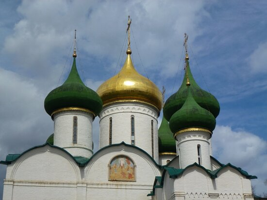 Главковое завершение собора
