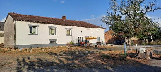 Champsac, France: La maison