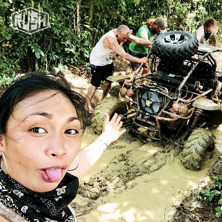 Kampot, Cambodia: Rush All Terrain Adventure - Buggy Tours