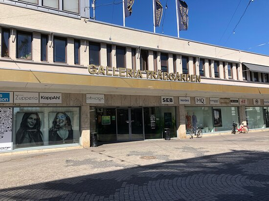 Galleria Trädgården