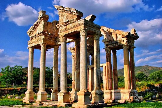 Geyre, Turkey: DISCOVER APHRODISIAS with us ! info@boreasltd.com +905325106579 www.boreasltd.com