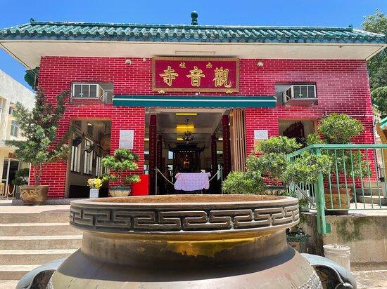 Stanley Kwun Yam Temple