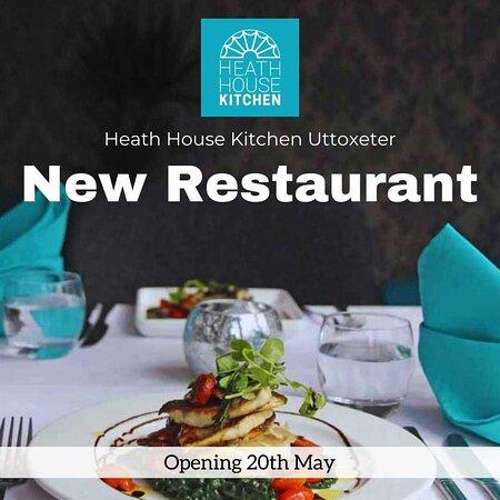 Heath House Kitchen opening 20 May 2021