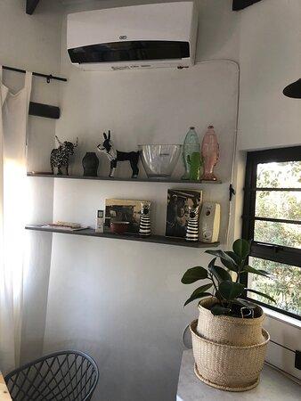 Haga Haga, Sudáfrica: Hadedah self-catering Country Studio