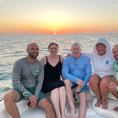 Capt. Ally was amazing! She is fun and sooo knowledgeable on the Keys! Ally made these tired AZ nurses entire trip! We'll be back soon😎