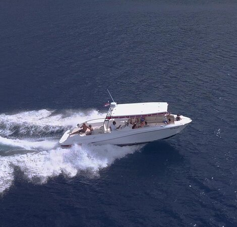 Speedboat Omis