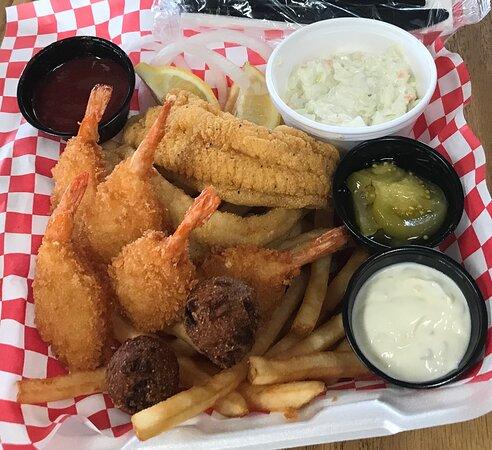 seafood Mount Ida 71957