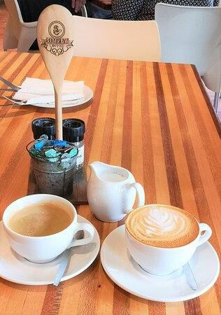Simply coffee!