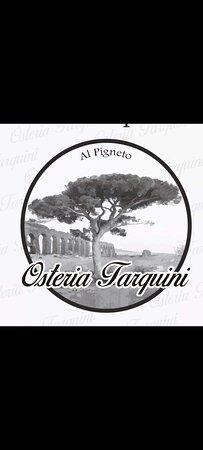 Logo Osteria Tarquini