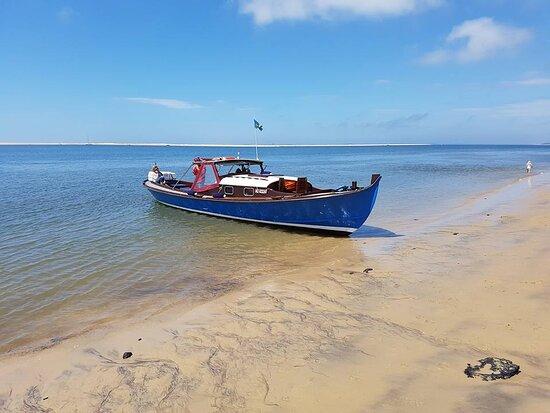 Arcachon Bay, France: Agour sur la plage de la dune du pyla . Sur une journée ou demi journée .
