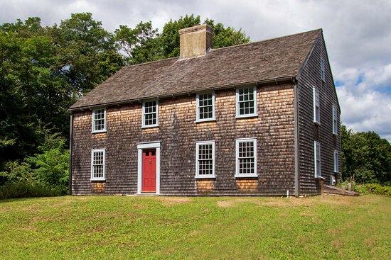 Alden House Historic Site
