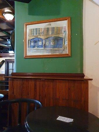 The Liffey Pub along Renshaw Street