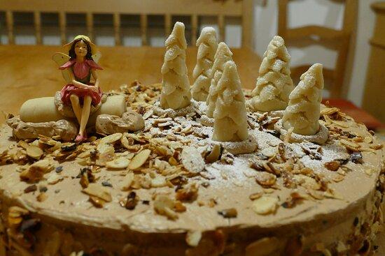Panamatorte ein Geburtstagstraum für Maria