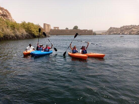 Nubian Kayak Club