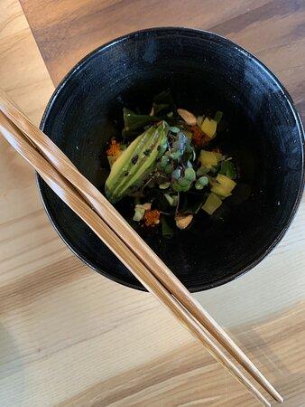 Homachi ceviche
