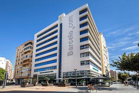 Occidental Cádiz, hoteles en Cádiz
