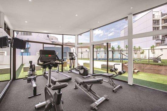 vibe hotel sydney gym