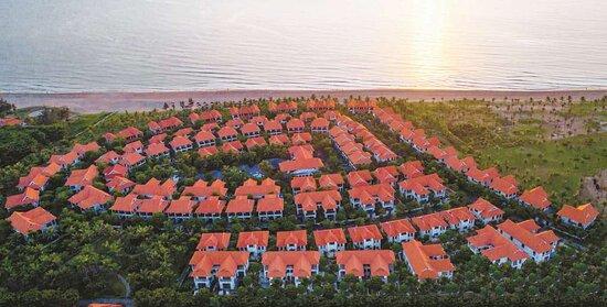 Birdview at Furama Villas Danang