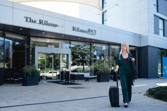 Rilano 24|7 Hotel Muenchen Aussenansicht