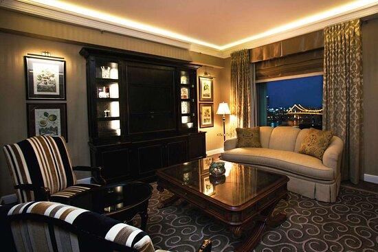 Stamford Suite Lounge - Stamford Plaza Brisbane