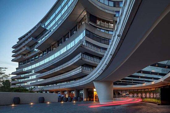 The Watergate Hotel, hôtels à Washington