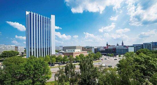 Dorint Kongresshotel Chemnitz, Hotels in Annaberg-Buchholz